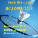 BCU open 2018